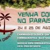 panfleto 4ª Corrida Rústica de Caraíva
