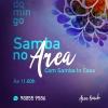 panfleto Feijoada & Pagode - Samba InCasa