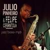 panfleto Julio Pinheiro & Felipe Cerântola