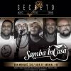panfleto Samba InCasa
