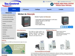 panfleto Tec Control