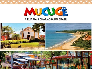 panfleto Mucugê, a Rua mais Charmosa do Brasil !