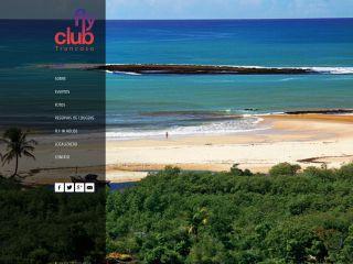 panfleto Fly Club